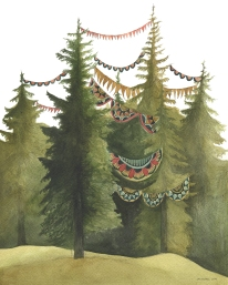 In the Quilted Forest V