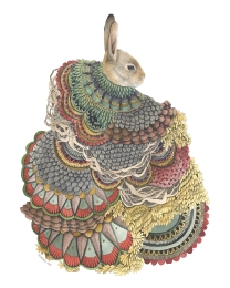 Quilted Forest: The Rabbit